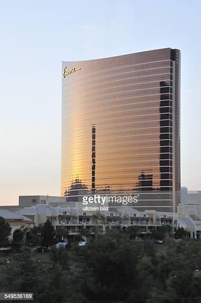 Aufgenommen am 8 August 2012 am Las Vegas Boulevard der sechs Kilomter langen Hauptstraße im Spielerparadies Las Vegas