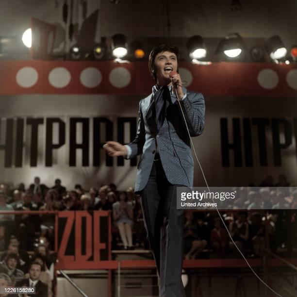 GILDO Aufritt in der ZDFHitparade 1969 Grimm275