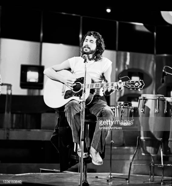 CAT STEVENS Auftritt in der ZDF MusikShow disco 1976