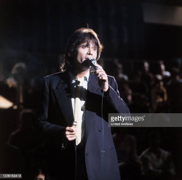 MARTIN Auftritt in der ZDFHitparade 1983
