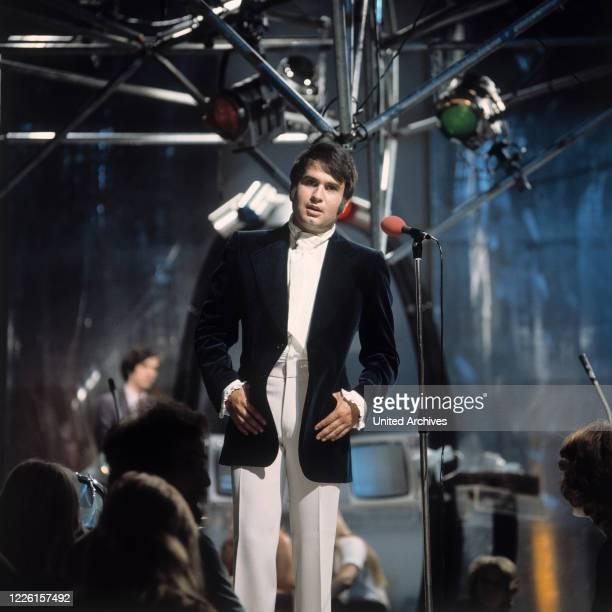 Auftritt in der ZDF-Musiksendung Disco, 30.7.1971.