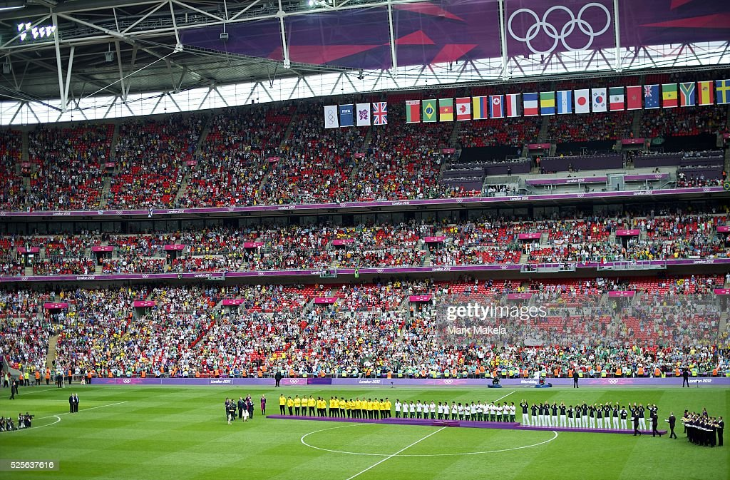 Olympics 2012 - Soccer : News Photo