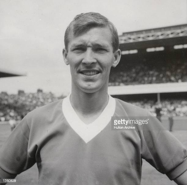 Alex Ferguson new signing for Glasgow Rangers from Dunfermline Mandatory Credit Allsport Hulton/Archive