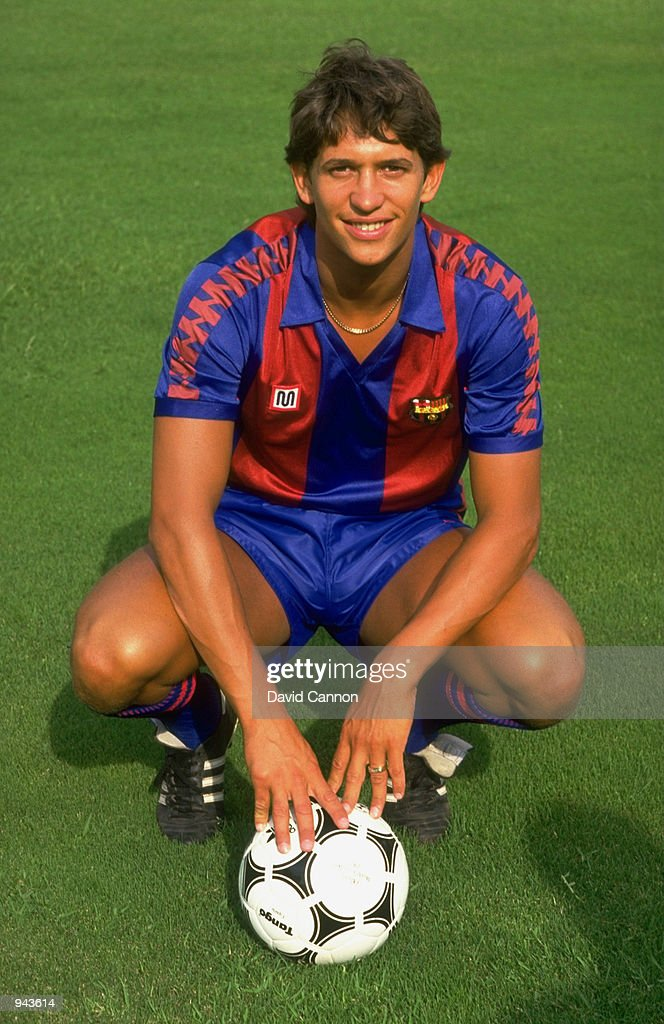 Gary Lineker : News Photo