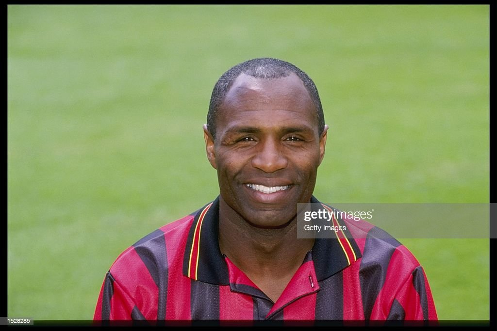 A portrait of Luther Blissett assistant manager of Watford : News Photo