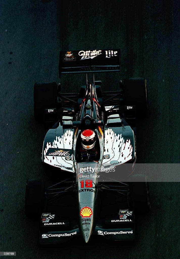 Bobby Rahal Mercedes >> Bobby Rahal Powers His Team Rahal Reynard Mercedes 961around