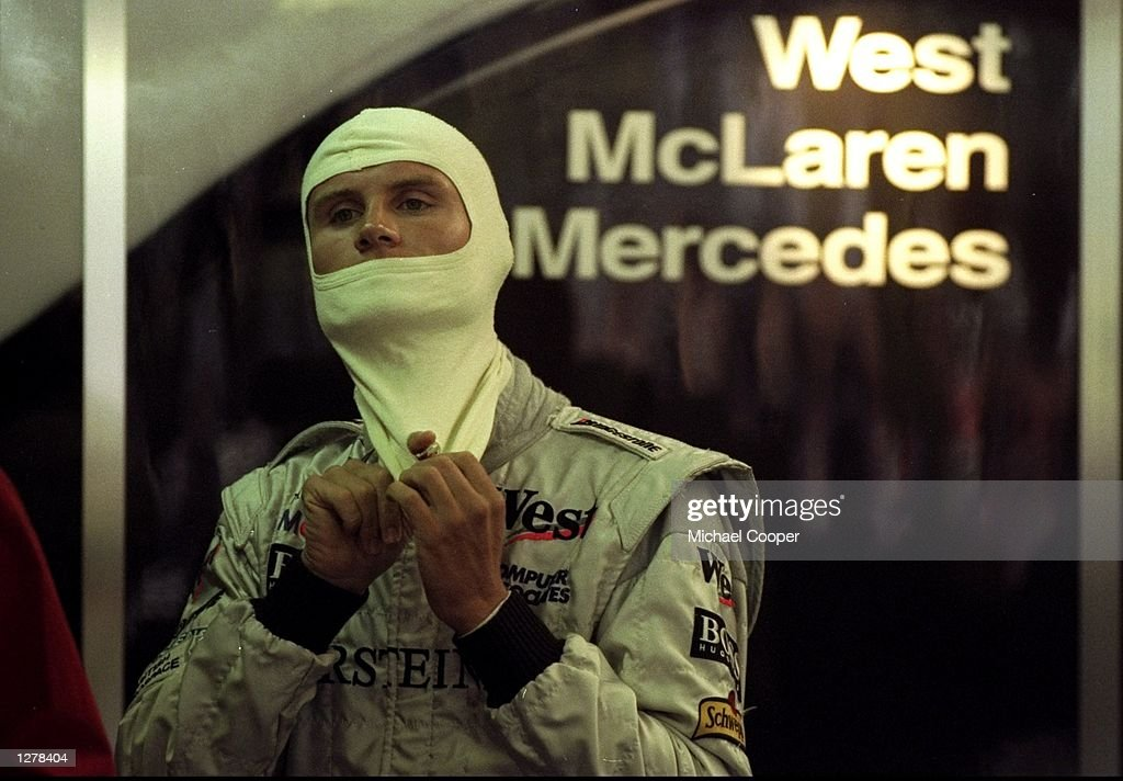 David Coulthard : News Photo