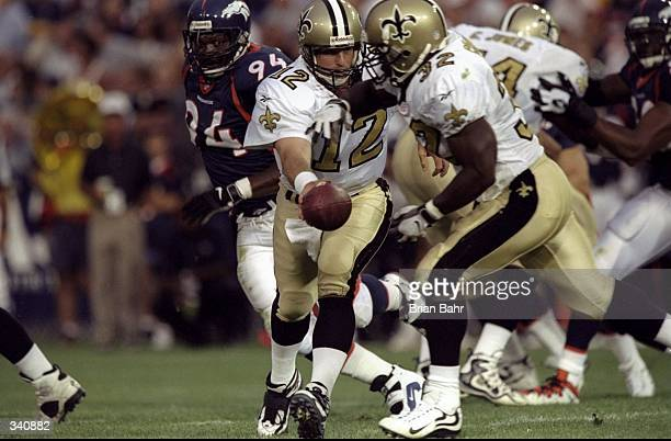 Image result for saints vs broncos 1998