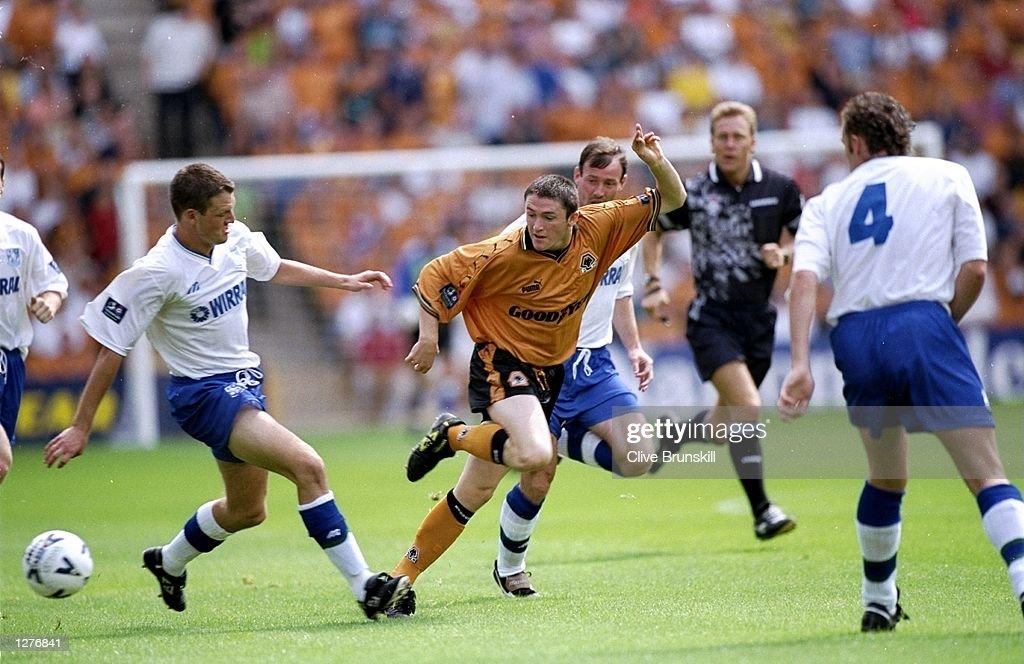 Robbie Keane of Wolverhampton Wanderers : Nieuwsfoto's