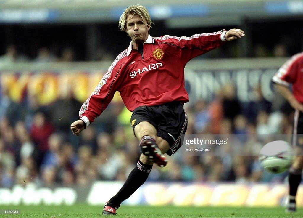 David Beckham : News Photo