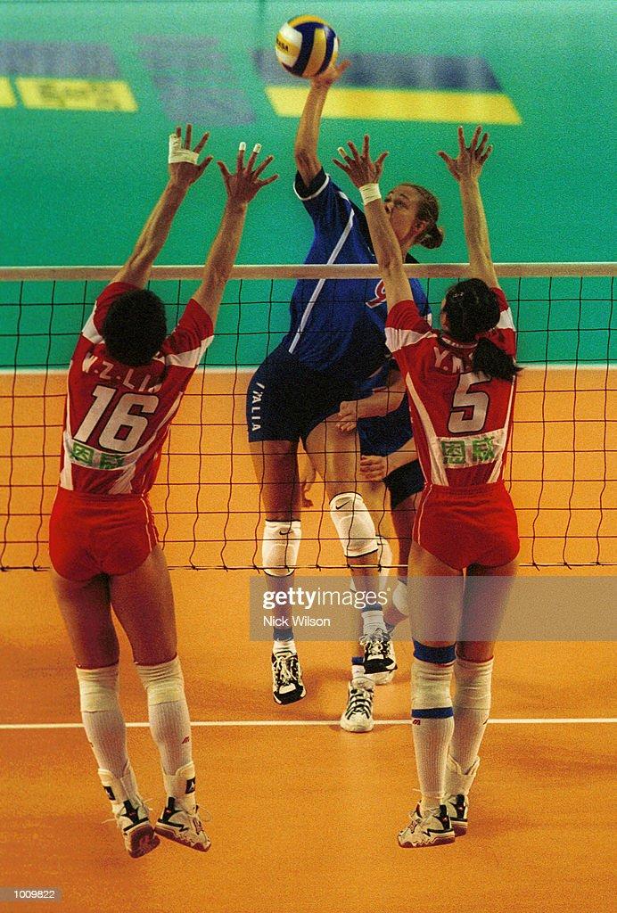 NSW International Volleyball : News Photo