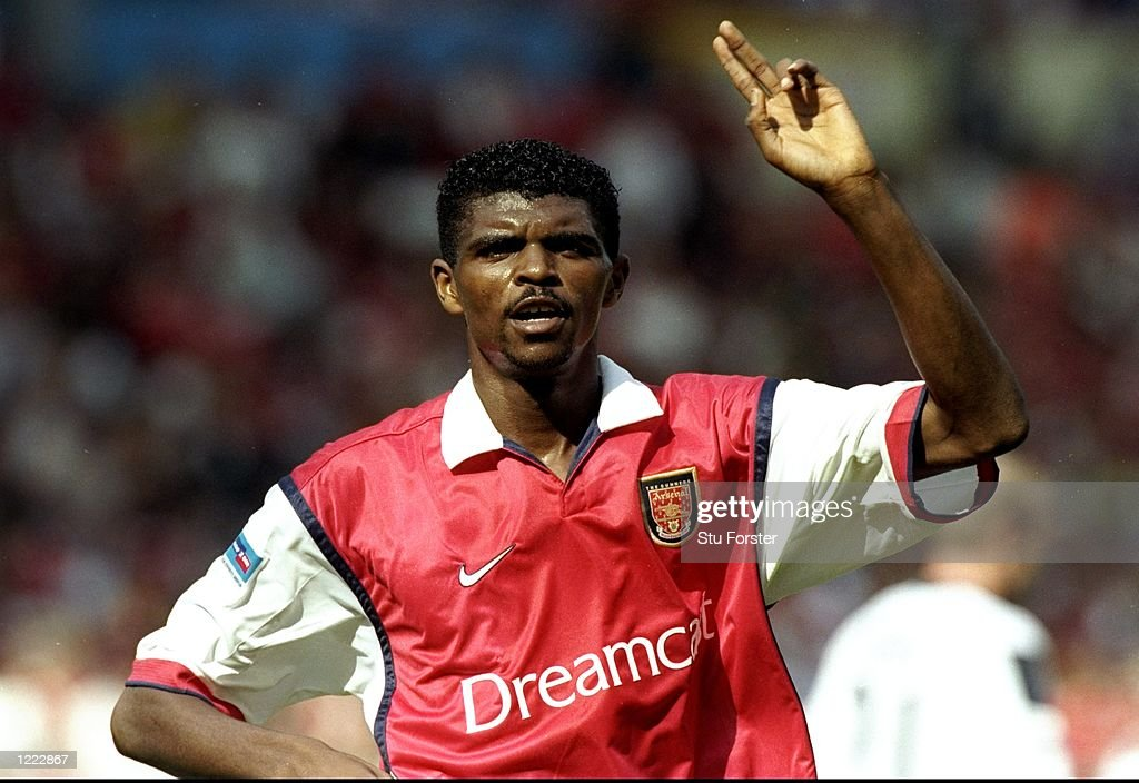 Nwankwo Kanu : News Photo