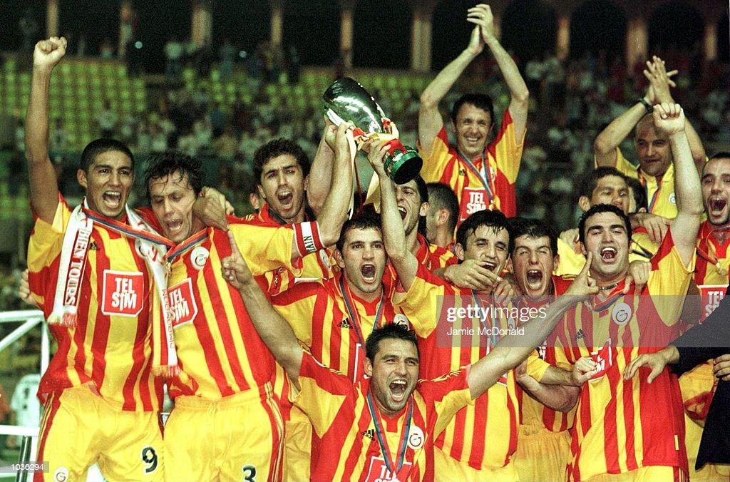 Real v Galatasaray : News Photo
