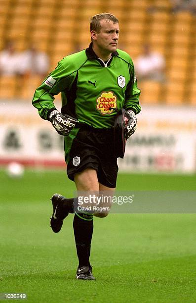 Sheffield Wednesday keeper Kevin Pressman is sent off after only 13 seconds of the Nationwide League Division One match against Wolverhampton...
