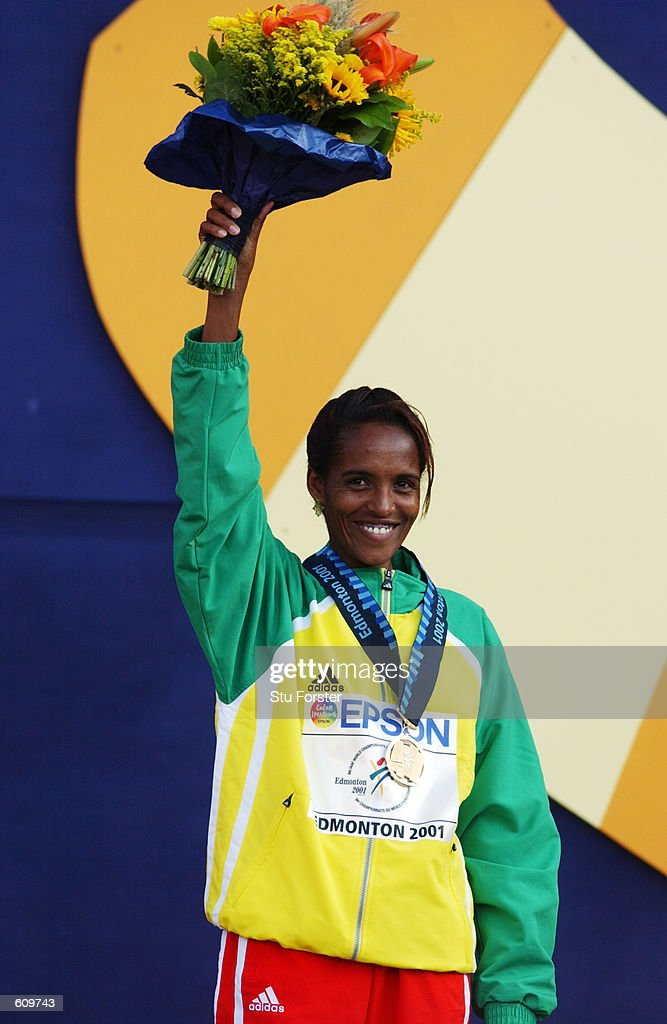 IAAF World Athletic Champs X : News Photo