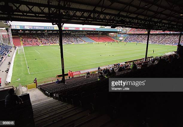 General view of Selhurst Park during the Nationwide League Division One match between Wimbledon and Birmingham City played at Selhurst Park in London...