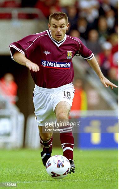 Jamie Forrester of Northampton Town during a Nationwide League Division Two match played between Northampton Town v Bristol City in Northampton...
