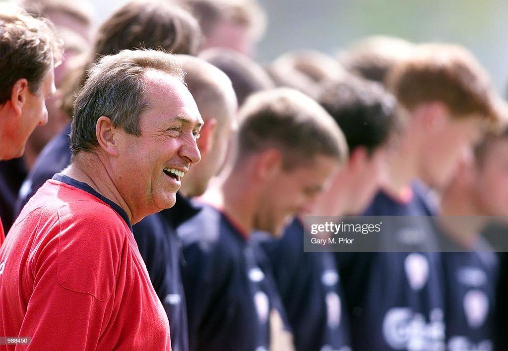 Liverpool Training X : News Photo