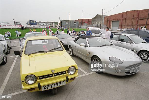 Sitting proudly in the Leeds United players carpark the Robin Reliant awarded to the ''Plonker of the Week'' which is for the player who was the...