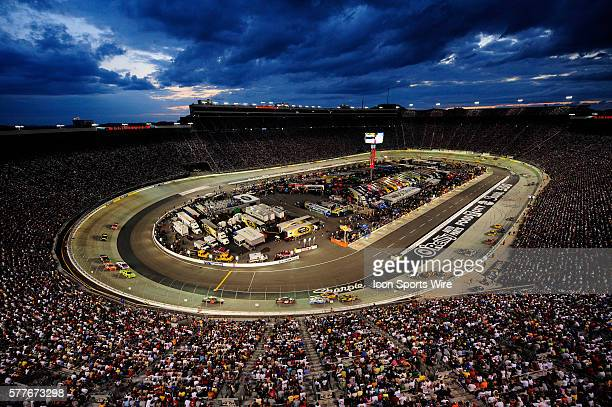 Another sellout for the Sharpie 500 NASCAR Sprint Cup Series race at Bristol Motor Speedway in Bristol TN