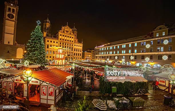 オーグスバーグクリスマスマーケット