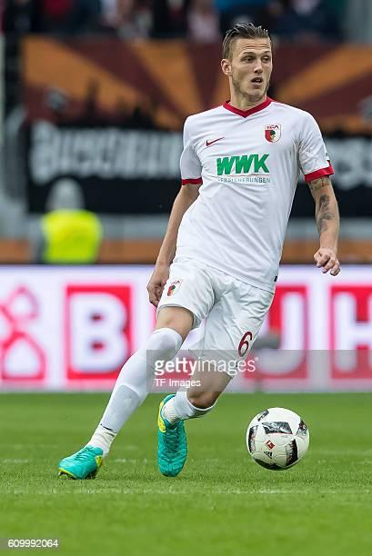 Augsburg Deutschland Bundesliga 3 Spieltag FC Augsburg 1 FSV Mainz 05 Jeffrey Gouweleeuw