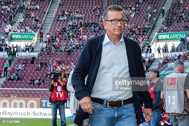 Augsburg Deutschland Bundesliga 5Spieltag FC Augsburg SV Darmstadt 98 Cheftrainer Norbert Meier