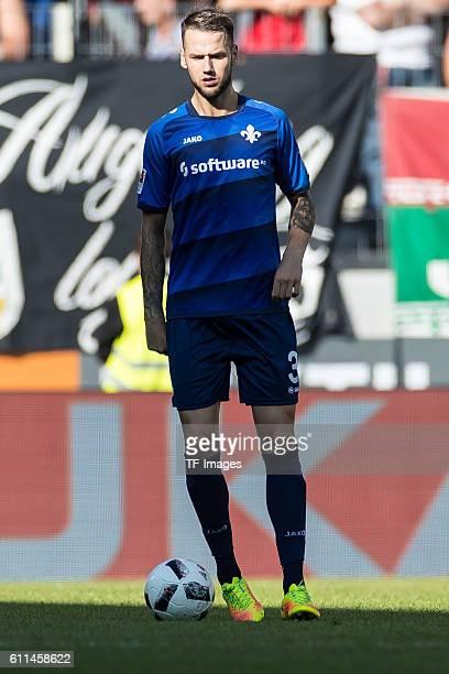 Augsburg Deutschland Bundesliga 5Spieltag FC Augsburg SV Darmstadt 98 Alexander Milosevic