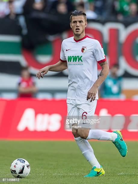 Augsburg Deutschland Bundesliga 5Spieltag FC Augsburg SV Darmstadt 98 Jeffrey Gouweleeuw