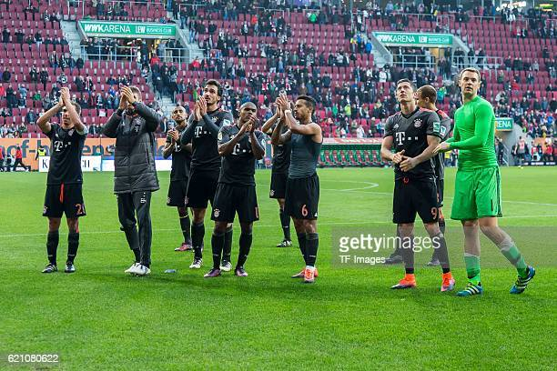 Len Augsburg bundesliga spieltag pictures and photos getty images