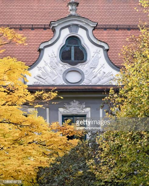 augsburg - augsburg zwaben stockfoto's en -beelden