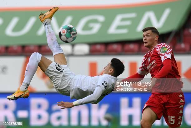 DEU: FC Augsburg v 1. FSV Mainz 05 - Bundesliga