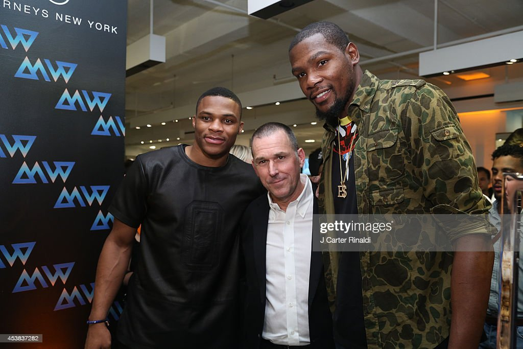 Westbrook XO Barneys New York Limited Edition Collection Launch Celebration : News Photo