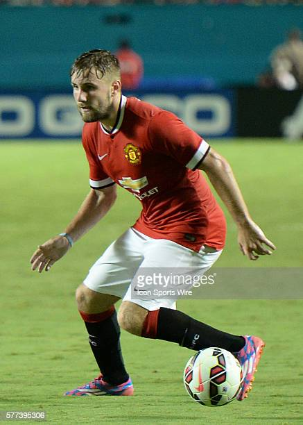 August 04 XXXXXXXXX during the International Champions Cup Match Between Manchester United and Liverpool at Sun Life Stadium in Miami Gardens Florida
