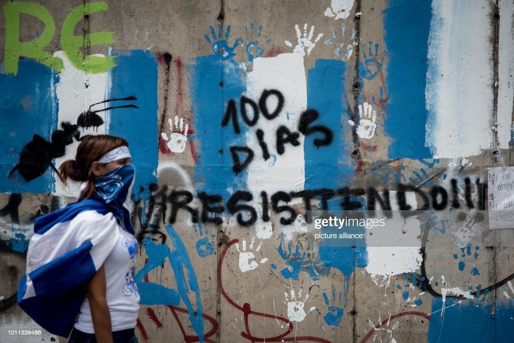 Situation in Nicaragua : News Photo