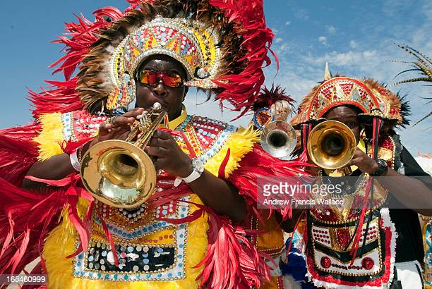 August 1 2010 Members of the Bahamian Junkanoo Dancers perform at De Scotiabank Caribana Lime The goal of the event is to give visitors a taste of...