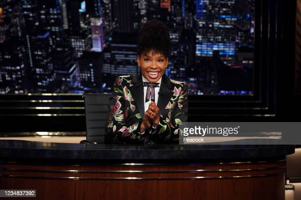 """August 13, 2021"""" Episode 131 -- Pictured: Amber Ruffin --"""