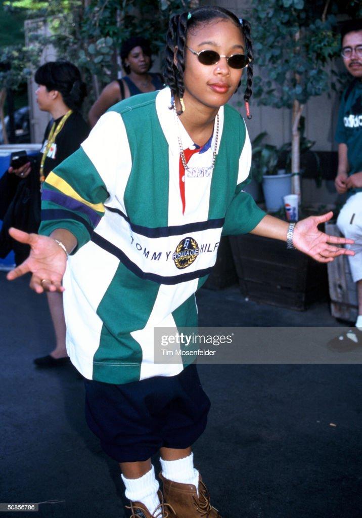 Dabrat at KMEL Summer Jam 1994 : News Photo