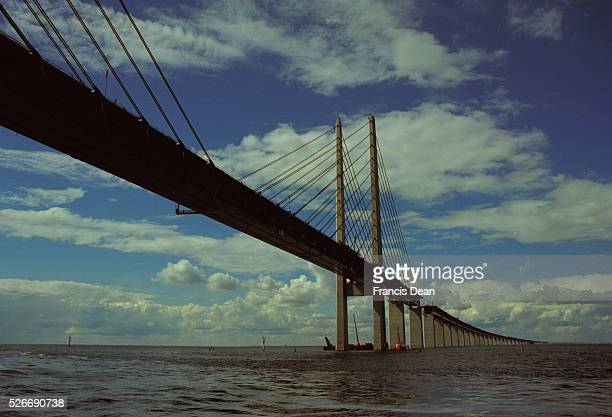 August 141999 ��resund linked bridge was linked Denmark and sweden and Danish Crown Prine Fredrik came from Denmarks side and Swedish Crown princess...