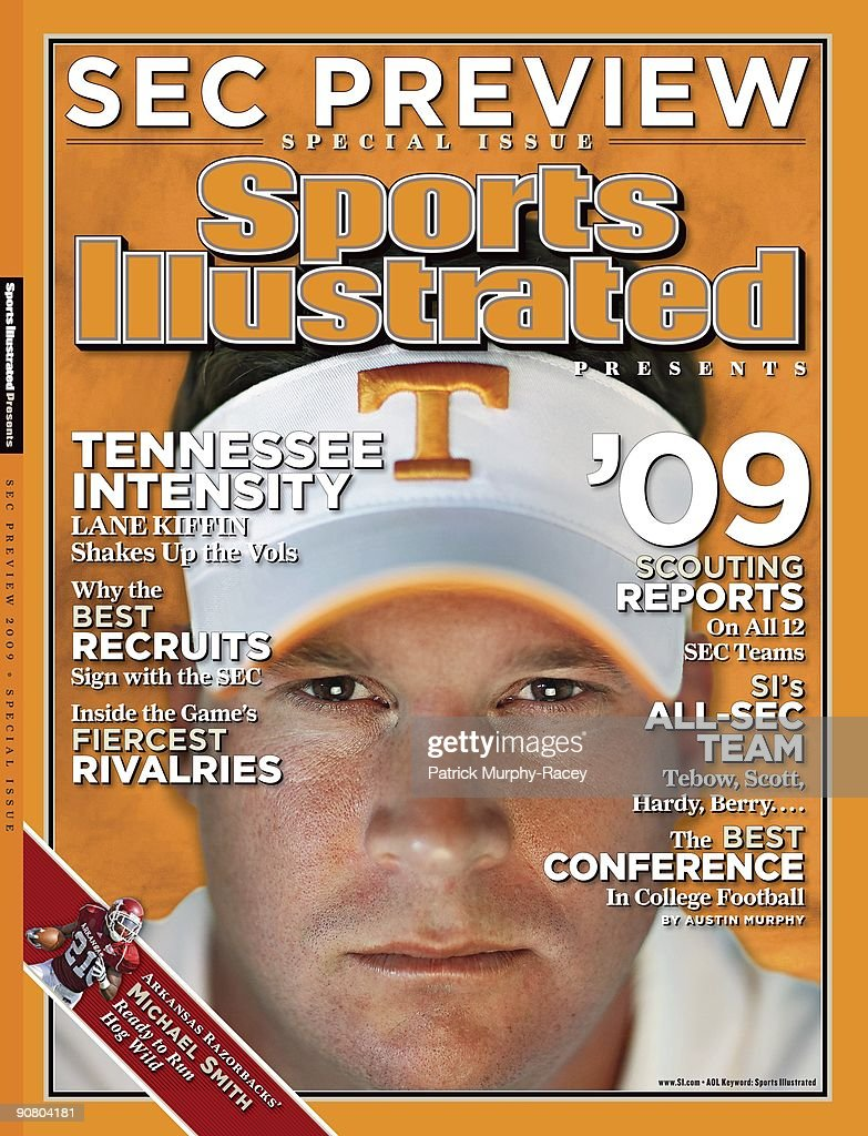 university of tennessee head coach lane kiffin pictures getty images