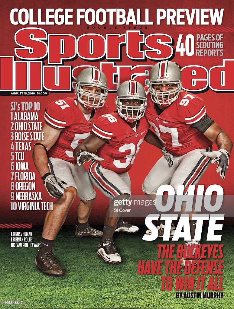 Ohio State University 2010 College Football Preview Issue