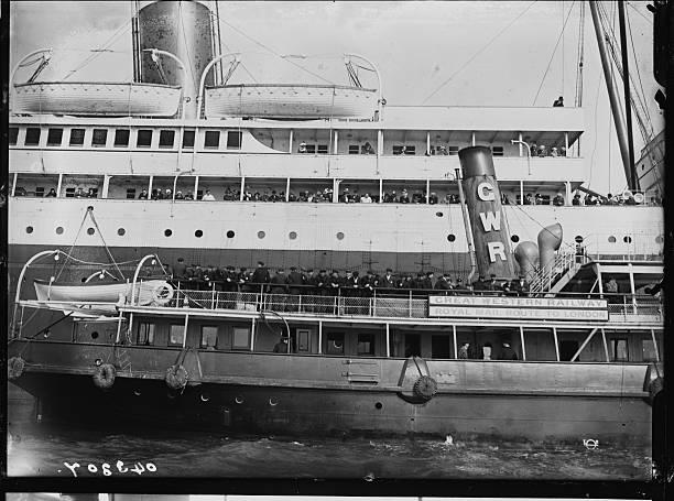 Titanic Survivors Wall Art