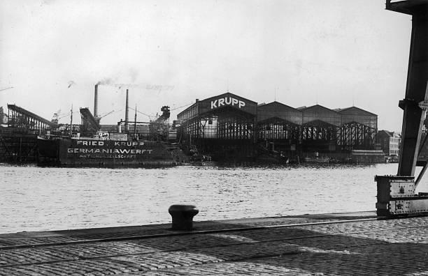 Krupp Munition Works