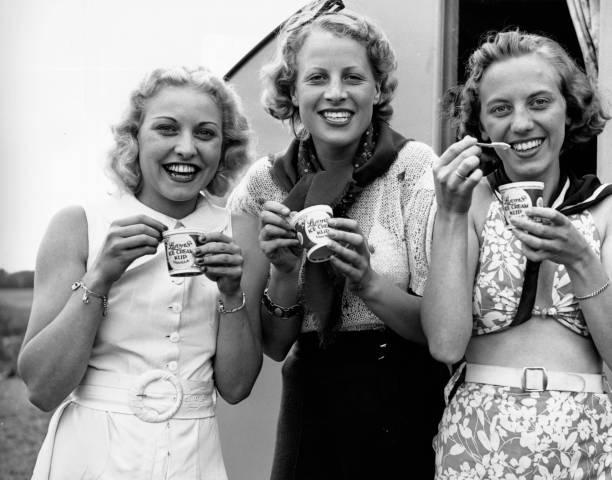 Ice-Cream Girls