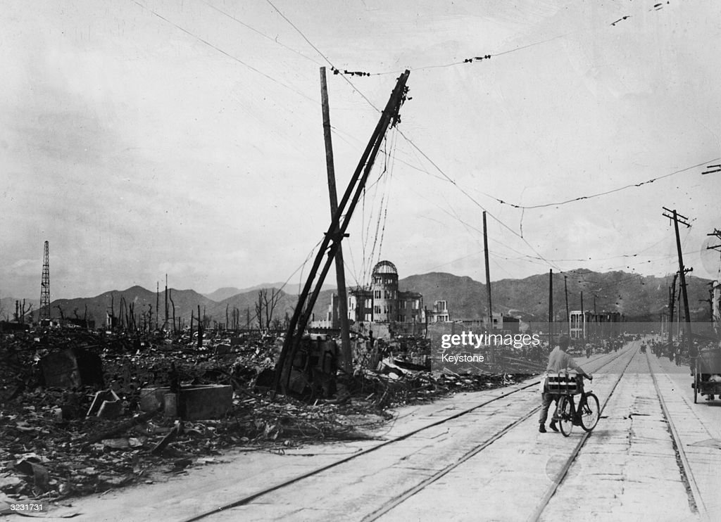 Hiroshima Laid Bare : Foto jornalística