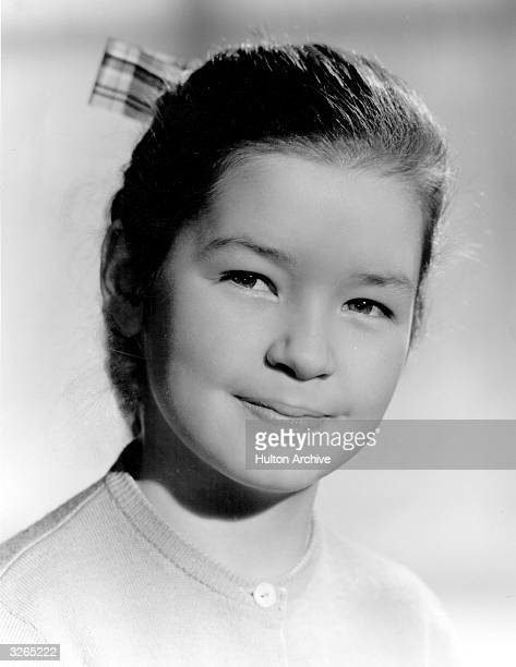 Mandy Miller the child actress who appeared in 'The Secret' with Sam Wanamaker and Andre Morell