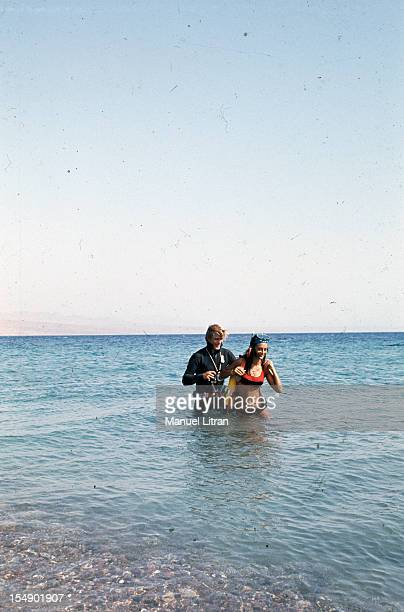 scuba diving in the Gulf of Aqaba and Gulf of Eilat