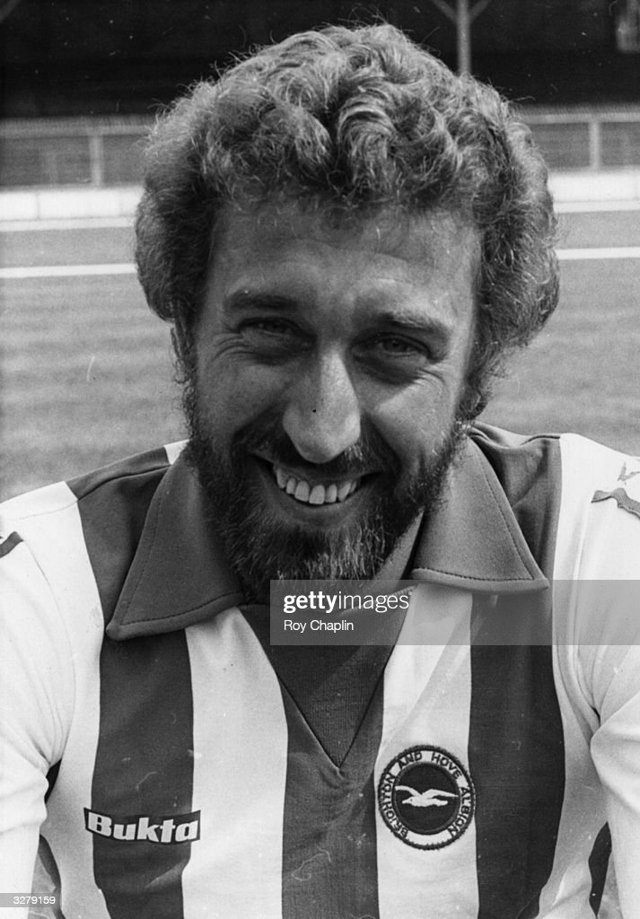 Brighton And Hove Albion Football Club player Martin Chivers.