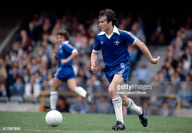 18 August 1979 Football League Division Two Chelsea v Sunderland Eamonn Bannon of Chelsea