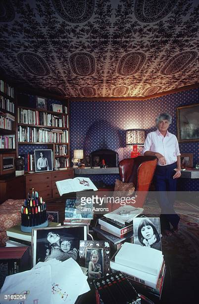 Mayor of Argentario a deputy in the Italian parliament and sometime Foreign Minister Suzanna Agnelli of the 'Fiat' family at home in Santa Liberata...